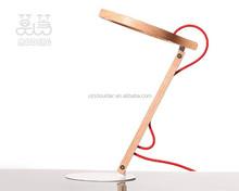 Super Bright Reading Book Light anti-glare desk lamp circle head line leg reading light table lamp
