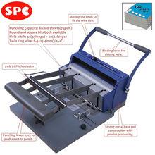 SPC RBX-100 3:1 & 2:1 pitch book binding machine