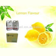 Lemon flavor for drinks, flavor for carbonated drinks