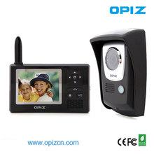 wireless video door phone long range