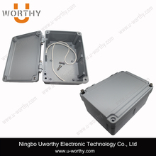 High Quality Beautiful Waterproof Aluminum Electronic Enclosure