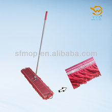 SY004 High quality looped end flat mop, cotton industrial flat mop, cleaning flat mop.