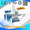 qmy10-15 bloco de concreto celular que faz a máquina