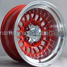new design auto alloy wheel with 17 inch size