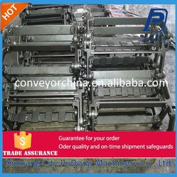 Factory price professional slat chain conveyor