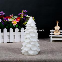 Brand new white flame led tea light christmas tree picture frame photo frame
