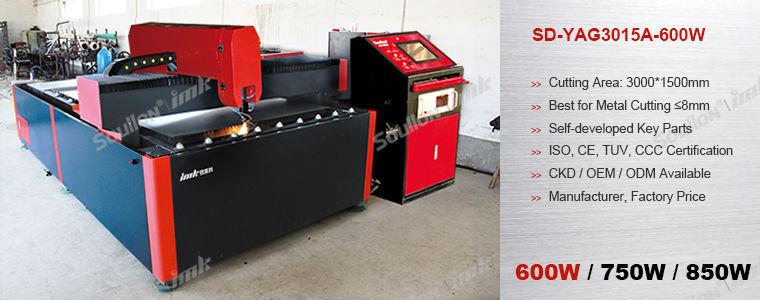 SD-YAG3015A-600W CNC Laser Cutting Machine Factory Price,CNC Laser Cutting Steel Machine