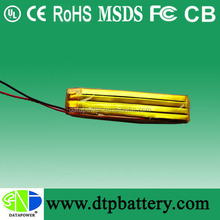 9.6v rechargeable battery pack 700mah with ul/rohs certificates