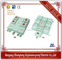 explosion proof power distribution box for IIB IIC