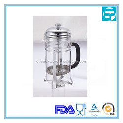 350ml / 3-cup Stainless Steel Glass coffee french press