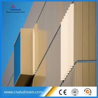 antibacterial warranty fireproof Aluminum composite sheet /ACP cladding panel