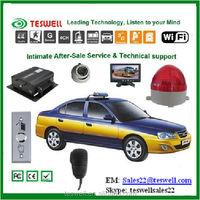4ch 4G 3G MDVR TS-910 SDI 4CH 1080P car mobile DVR gps tracker h.264 cctv 4ch dvr cms free software