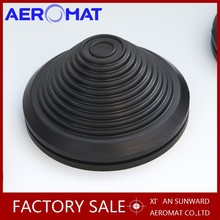 Aeromat 2015 High Temperature Clear Silicone Rubber O Ring/Rubber O Ring