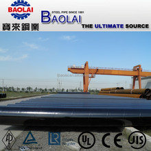 SSAW SPRIAL WELDED STEEL PIPE GAS PIPELINE