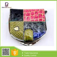 Made in Hangzhou china unique genuine leather smart case wallet