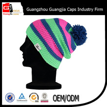 Guangjia Hat Manufacturer Wholesale Custom Man And Women Knitted Hat