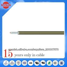 VDE 8298 Calibre 20 alambre trenzado