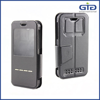 [GGIT] universal leather case for mobile phone