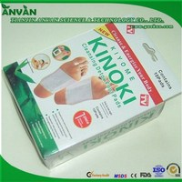 Bamboo Vinegar Detox Japanese Detox Foot Patches