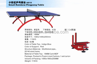 Table Tennis Table For Health Sport 2014 New Design Health Sport Product
