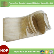 Alibaba China supplier Nomex Filter Bag/Non woven nomex fabric price