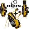 2015 Helix new design Nylon stand golf bag / stands for golf bags/ Nylon golf stand bag /
