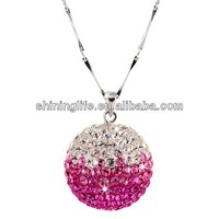 Promotional cheap diamond necklaces Wholesale