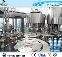 Zhangjiagang 3-IN-1 Fully Automatic Mineral Water Producing Machine/Machinery