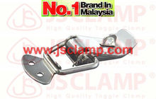 STAINLESS STEEL LATCH WITH LOCK