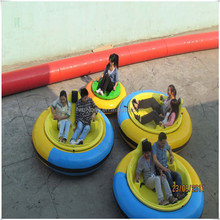 DC 24V kids amusement park rides electric bumper car,inflatable bumping cars