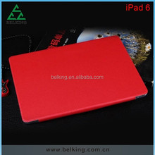 Flip Leather Case for iPad Air 2/for iPad 6, for iPad 6 Plastic Case, Ultra Thin Case for iPad 6