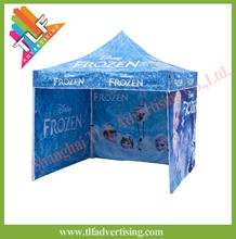 3x3 folding tent canopy /metal pop up tent/folding canopy shelter
