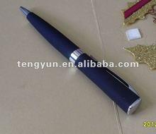 square top metal ball pen,twist gift pen