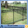 Super practical Wrought Iron fence/Useful steel fence gate/Strong Aluminum Fence/garden fence gate/Beautiful pool fence