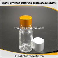 1oz 30ml clear glass eliquid/ejuice dropper bottle supplier in penang