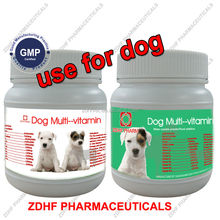 Dog vitamin in Pet-Health Care&Supplements and Dog Vitamins and supplement/vitamin tablet in veterinary medicine