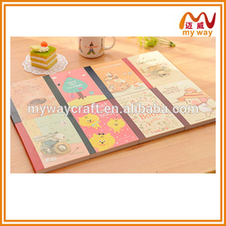 best selling cartoon boxes of greeting card,party invitation cards for kids