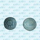 unis personalizado token para moeda de diversões máquina