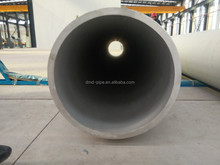 large diameter stainless steel welded pipe 304 2845mm diameter