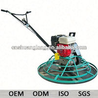 Honda GX160 petrol helicopter for concrete with blades