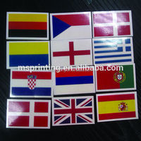 Temporary tattoo stickers long lasting country flag temporary tattoo sticker