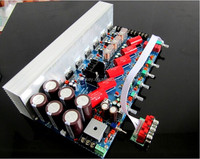 HIFI 5.1 amplifier board with A1 preamp TDA7294 7293 subwoofer use6 adjust the volume with speaker protection DIY a Home video