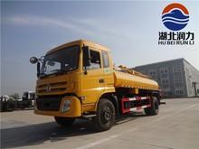 Runli Auto Dongfeng KINGRUN cabin 8000L-12000L 4*2 jet vacuum trucks