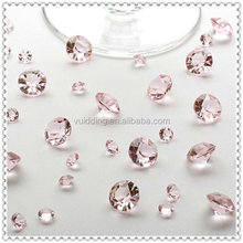 Wholesale 40 Colors Diamond Table Crystals For Wedding Favor