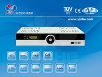 Full HD combo digital TV receiver DVB-T2+DVB-S2 combo STB