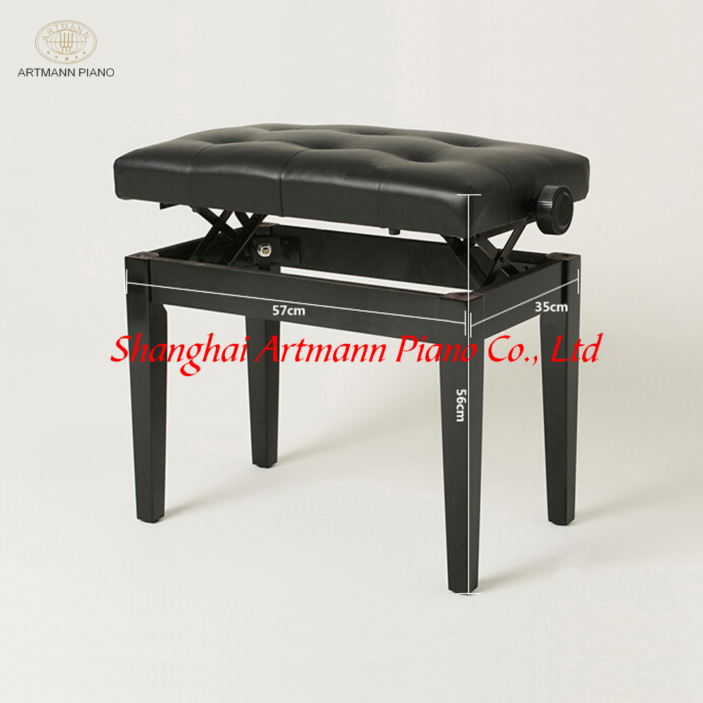 Shanghai Artmann Adjustable Piano Bench For Upright Piano And Grand Piano Buy Piano Bench