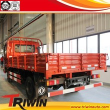 china exported discount price 4x2 6-wheel drive left right hand steering 96KW 130hp euro3 2 ton mini pickup truck