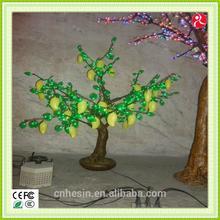 Árboles para interiores decoración de la boda