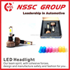 h13 beam moving double headlight high low bright headlamp led underwater lighting for cars