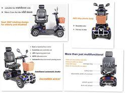 Multifunctional ceelectric starter motor bike 3C